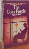 The Color Purple (0671617028) by Alice Walker