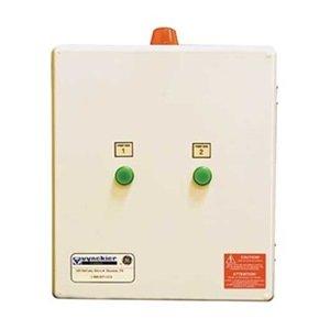 Pump Control Box, Duplex, 2.5 To 4 Amp