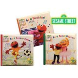 Sesame Street Elmo's World Mini Bath Book (Assorted, Titles & Quantities Vary)