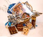 Father's Day Sugar Free Deluxe Variety Gift Basket by Diabetic Candy and diabetic friendly