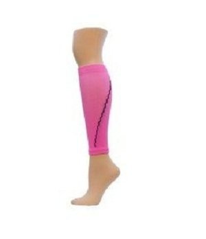 Red Lion Red Lion Neon Compression Leg Sleeves, Neon Pink, Small/Medium