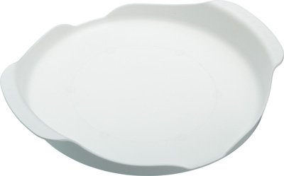 Plastic Microwave Carrying Tray To Protect Yourself From Burns