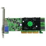 Jaton nVidia GeForce FX5200 128 MB VGA/TV-out Low Profile AGP Video Card 3DFORCE FX5200TV