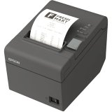 Epson ReadyPrint T20 Direct Thermal Printer - Monochrome - Desktop - Receipt Print (C31CB10021) (Color: gray)