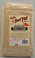 Natural Raw, Wheat Germ, 32 oz (907 g)