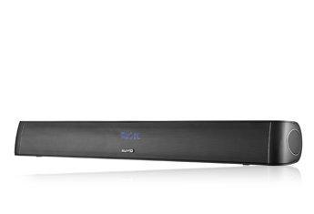 Auvio Soundbar 32 6 Speaker System Bluetooth 4 Inputs Sonic