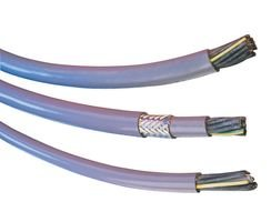 Alpha Wire 65203 Sl005 Cable, Standard-Flex; 3; 12 Awg; 65 X 30; 0.220 In.; 0.436 In.; Lubricated Pvc
