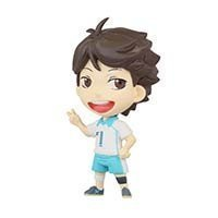Haikyuu!! Kageyama Tobio Cord Wrap Desktop Figure