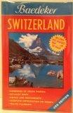 Baedeker Switzerland (Baedeker's Switzerland)