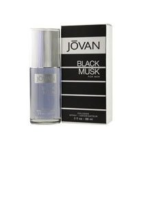 Jovan Black Musk Profumo Uomo di Jovan - 90 ml Eau de Cologne Spray