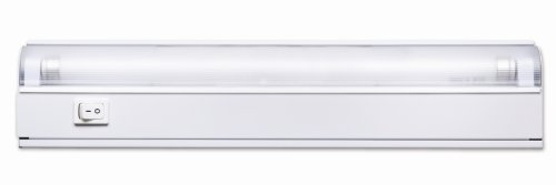 Good Earth Lighting G9713-T5-WHES-I Under Cabinet Fixture 12.5-Inch EB DW T5 White