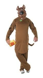 Scooby Doo Adult Fancy Dress Costume