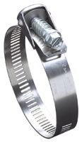 "Ideal 56 Series 2-1/2"" - 8-1/2"" Diameter, Stainless Steel Snaplock Quick Release Hose Clamp, 250 per Carton"