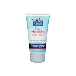 Neutrogena Norwegian Formula Fast Absorbing Hand Cream, 3 Ounce $4.79