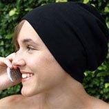 高周波電磁波シールド ニット帽子 << MS308-L  [Lサイズ]
