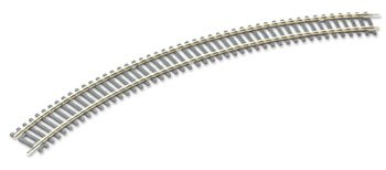 Peco St-226 Setrack 2Nd Radius Double Curve