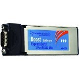 Brainboxes Expresscard 1port Rs232