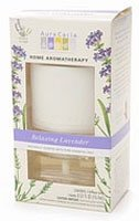 Aura Cacia Relaxing Electric Aromatherapy Air Freshener, Lavender, 0.47Ounce