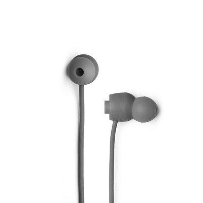 [Urbanears] Microphone / Remote Function In-Ear Earphone-Bagis Dark Grey -