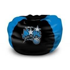 Orlando Magic 102 Cotton Duck Bean Bag Chair (NBA) Sports Home Decor by NBA