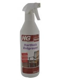 HG 292050105 Hartholz Gartenmöbel Entgrauer 500 ml