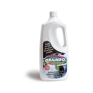 Drainbo Drain Cleaner, 32-Ounce (Pack of 12)
