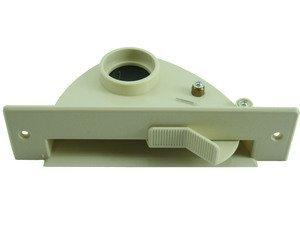 Aux centrales d'aspiration kehrichtklappe beigefarbe vacPan pelle et balayette pelle kippmechanik absorbantes