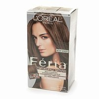 L'Oreal Paris Feria Multi-Faceted Shimmering Highlighting Kit, Cool Medium Brown/Moonlit Tortoise T53