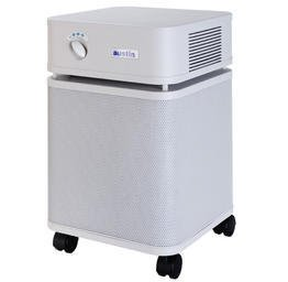 Austin Air Allergy Machine Junior in White. HEPA Air Purifier. MADE IN USA