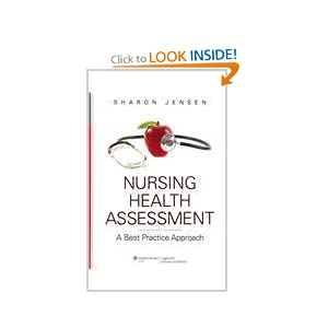 Jensen Nursing Health Assessment 1e + Jensen Nursing Health Assessment Online 1e Package