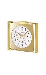 Seiko Clocks Bedside Alarm clock #QXE418GLH