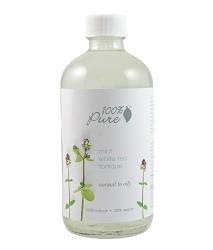 100% Pure White Tea Tonique Mint -- 4 oz from 100% Pure