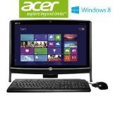 Acer All-in-One DQ.VFRAA.001;VZ2650G-UG645X 20-Inch Laptop