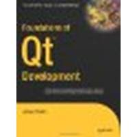 Foundations of Qt Development by Thelin, Johan [Apress, 2007] (Paperback) [Paperback] (Foundations Of Qt Development compare prices)