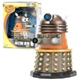 """Doctor Who Mr. Potato Head - Gold Dalek Action Figure Toy - 7"""" Tall"""
