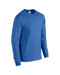 Gildan (5400) - 100% Cotton Long Sleeve T-Shirt (Royal) (Large)