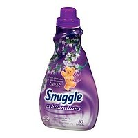 Snuggle Exhilarations Liquid Fabric Softener 50 oz (1.47 l) - White Lavender & Sandlewood Twist