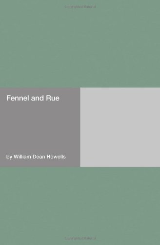 Fennel and Rue PDF