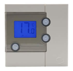Salus Salus Digital Thermostat Wired