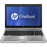 HP EliteBook H3J23US#ABA 15.6-Inch Laptop (Silver)