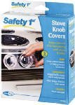 Safety 1st Clear View Stove Knob Covers 5-Pack Kids, Infant, Child, Baby Products