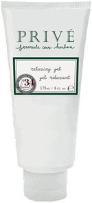 Prive Relaxing Gel No. 34 , 6-Ounce Tubes