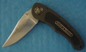 Smith Wesson Folding Knife Ch204B Bullseyes Ch204B