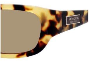 Kate Spade Sunglasses - Dee/S / Frame: Tokyo Tortoise Lens: Brown
