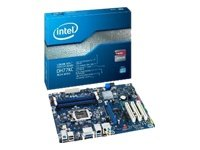 Intel DH77KC Knoll Creek Mainboard Sockel 1155 (Intel H77, 4x DDR3 Speicher, ATX) Bulk