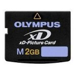 155256: Olympus 2GB xD Picture Card Type M+ (N3158892)