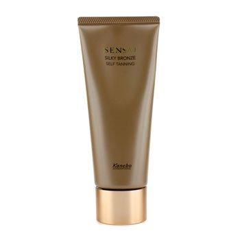 Sensai Silky Bronze Gel Autoabbronzante Corpo, Unisex, 150 ml