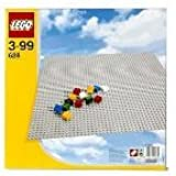 "LEGO® Base Extra Large Building Plate 15"" x 15"" Platform - Gray | 628"
