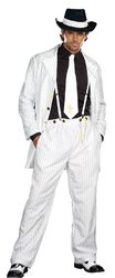 Zoot Suit Riot Costume - X-Large - Chest Size 46-48 by Dreamgirl