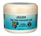 Jason Natural Cosmetics - Cooling Tea Tree Oil, 8 oz gel